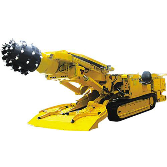EBZ230 boom-type underground tunneling boring machine roadheader for coal mine